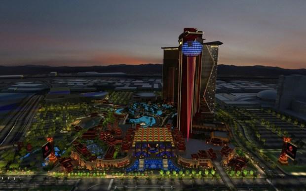 Aumenta movimiento de construcción de nuevo hotel y casino en el Strip