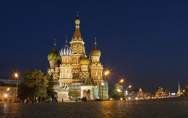 Moscú, la capital de la Copa Confederaciones