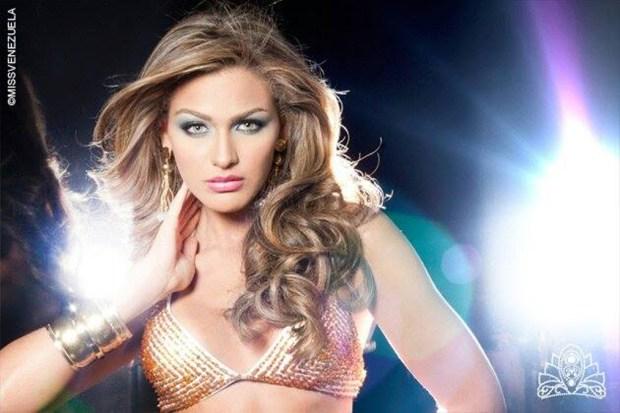 Miss Venezuela, Lynette Castellanos
