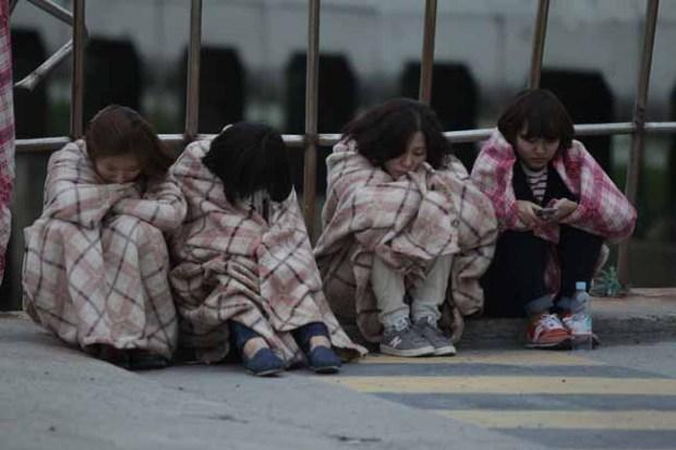 Video: Sewol: abren camarotes y hallan cuerpos