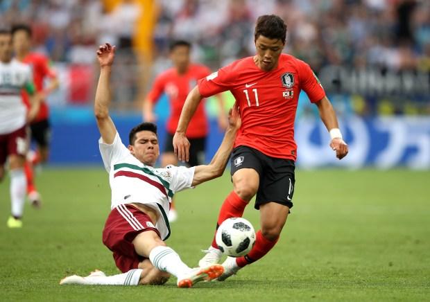 [TLMD - LV] Chucky Lozano arriesga el fisico pero evita el gol