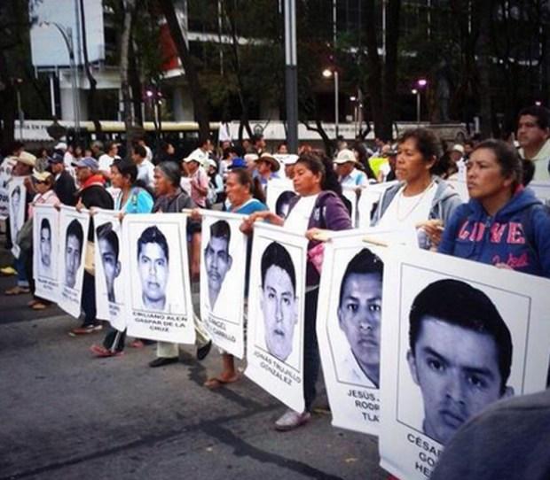 Fotos: El rostro de un México enfurecido y harto