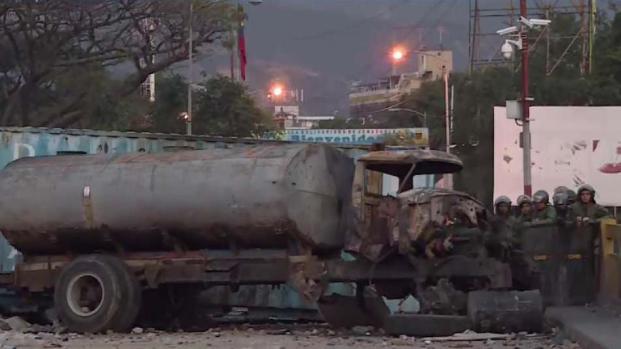 [TLMD - MIA] Así amaneció Cúcuta tras la violenta jornada de represión del sábado