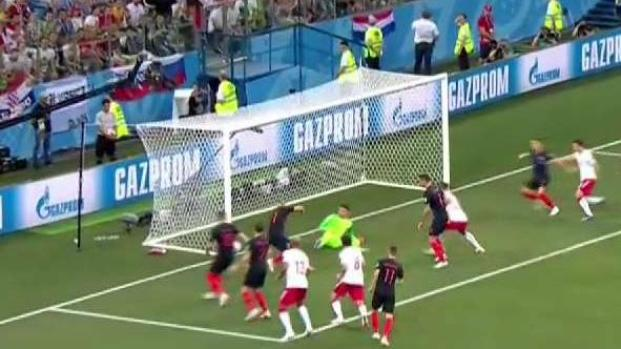 [TLMD - LV] Dinamarca anota su primer gol