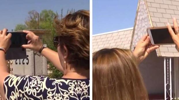 [TLMD - LV] Mujeres de Las Vegas aseguran tener evidencia de ovnis
