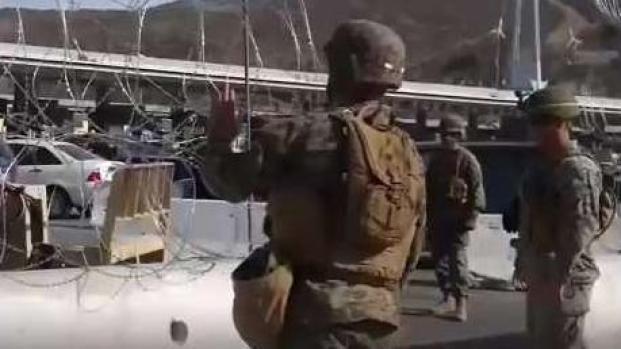 [TLMD - LV] Preocupación por uso de soldados en la frontera sur
