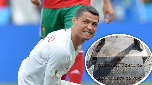 [TLMD - nacional] ¡Pobre Cristiano! Los tributos a Ronaldo que causaron risa o críticas