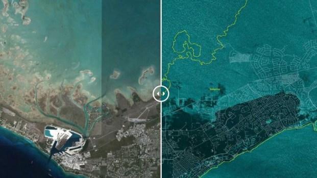 [TLMD - LV] Bahamas destruida: impresionantes imágenes del antes y después de Dorian