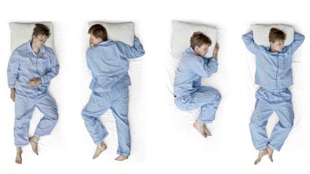 [TLMD - LV] Las posiciones malas y las buenas para dormir