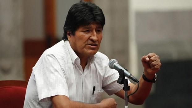 Evo Morales le cambia el nombre a la OEA