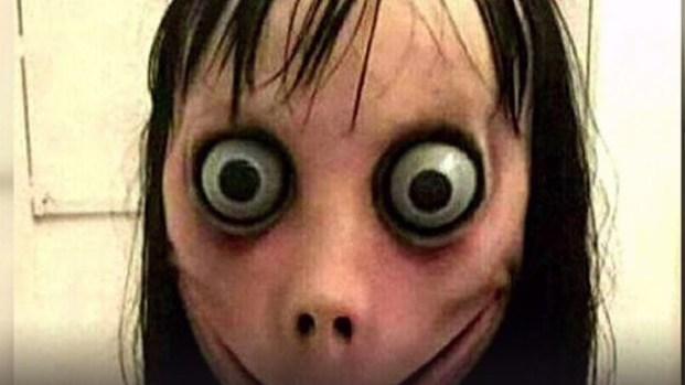 Quién es Momo; la mujer desfigurada que te envía mensajes en WhatsApp