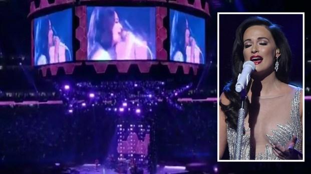 [TLMD - Houston] Emocionante homenaje a Selena en el Rodeo de Houston