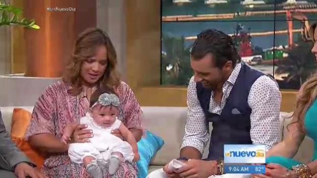 """Adamari López regresa a """"Un Nuevo Día"""""""