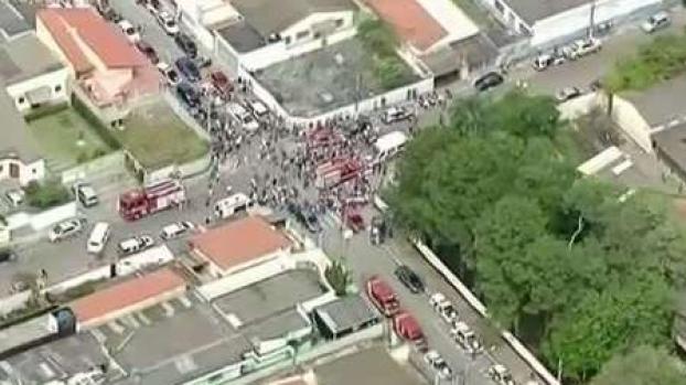 [TLMD - LV] Confirman 10 muertos tras tiroteo en escuela de Brasil