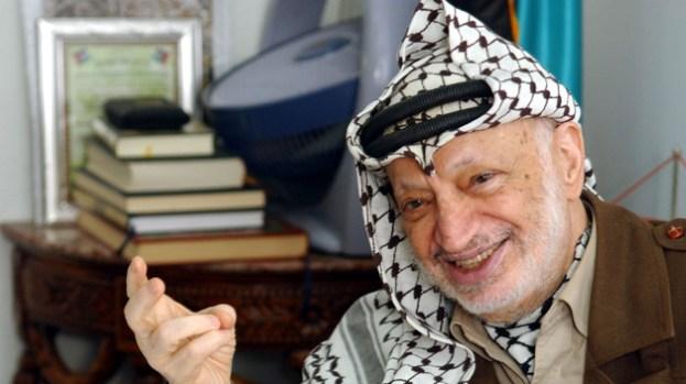 Galería: Yasser Arafat ¿Envenenado?