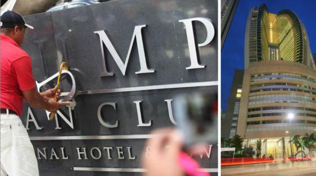Adiós al apellido Trump en hotel y así expulsan a empleados en Panamá