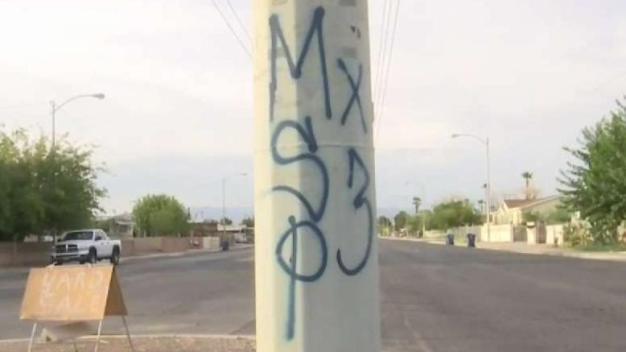 Grafitis crean preocupación de pandillas en el valle