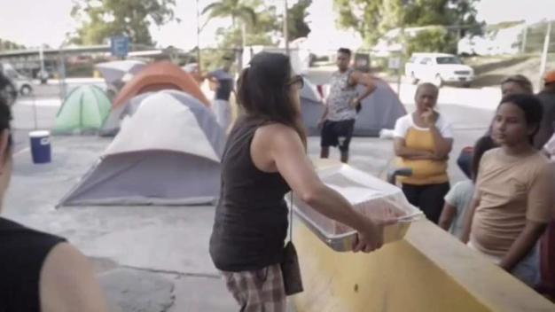 Aumenta el número de cubanos en la frontera
