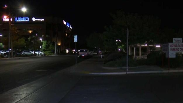 Les disparan mientras manejaban en North Las Vegas