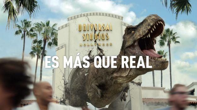 ¡Esta es tu oportunidad para ganar un viaje a Universal Studios Hollywood para experimentar la nueva atracción Jurassic World – The Ride!