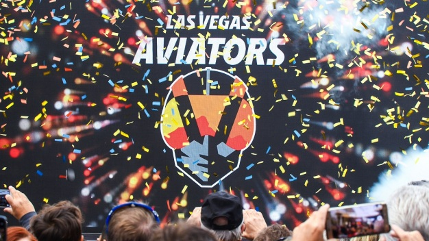 Las Vegas muestra disgusto por nuevo logotipo
