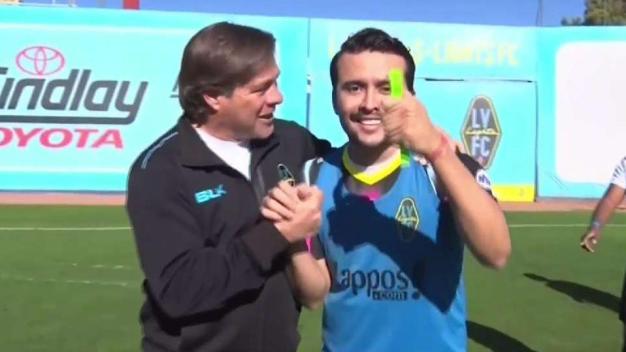 Lights FC realiza visorías de cara a segunda temporada