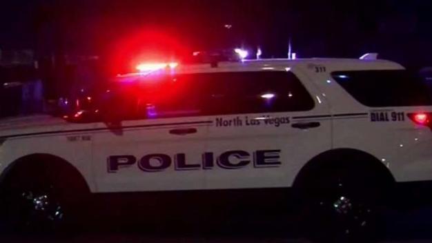 Policía de North Las Vegas disparó contra un sospechoso