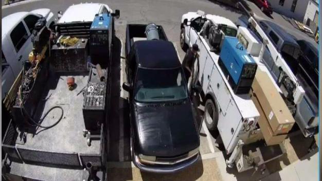 Policía de North Las Vegas busca a ladrón de herramientas
