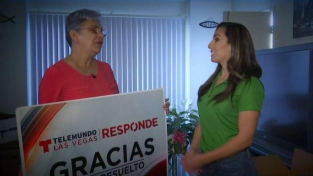 Mujer de Las Vegas denuncia varios problemas en vivienda