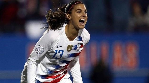 EEUU campeona del premundial de la CONCACAF