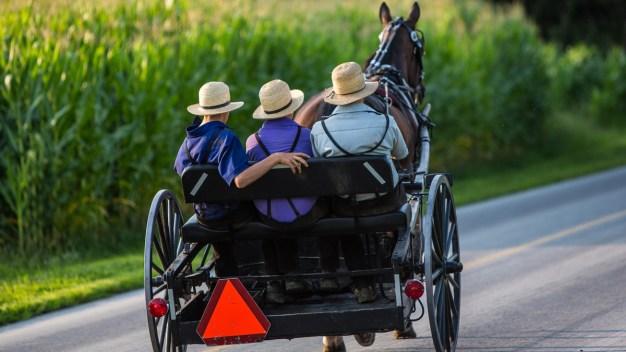Quiénes son los Amish, los que viven sin electricidad