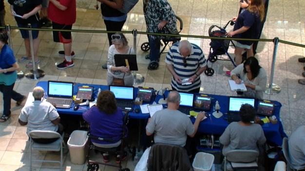 Asegura anomalía en proceso de votación temprana