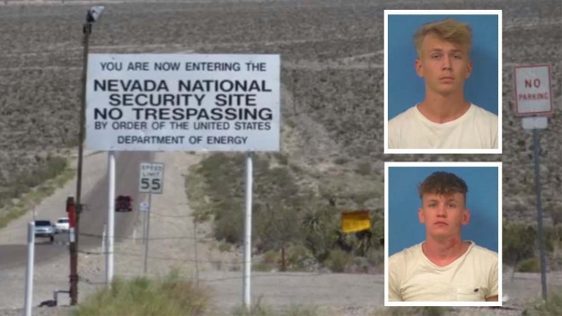 """""""Youtubers"""" arrestados por invadir cerca del área 51"""