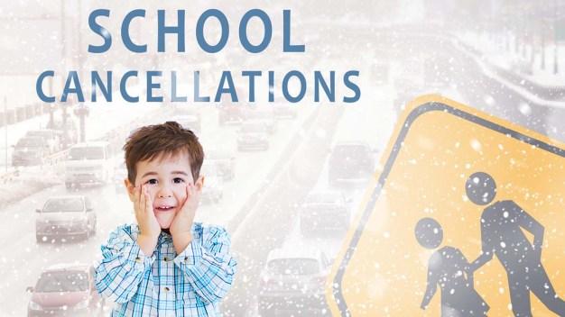 CCSD cancela clases el viernes por nevada en Las Vegas