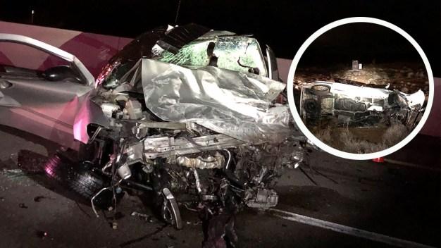 Otro accidente en sentido contrario deja muertos en LV