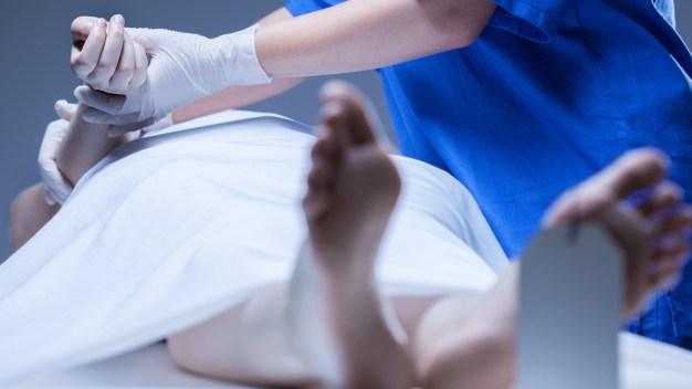 Paso a paso, el increíble proceso de embalsamar un cadáver
