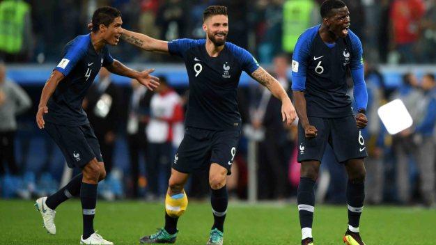 Francia vence a Bélgica y se mete en la final del Mundial
