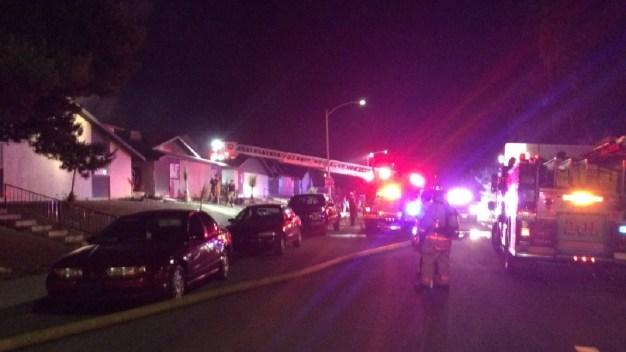 22 personas pierden sus hogares por incendio