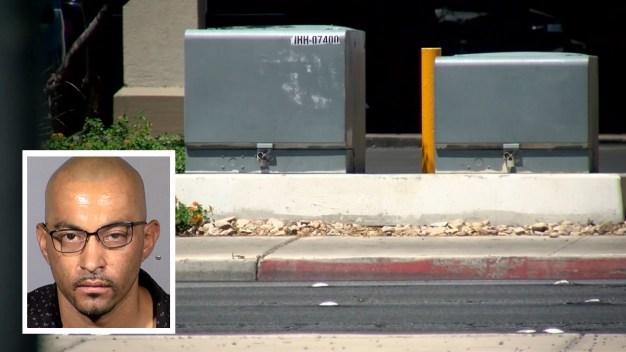 Policía: niña estaba durmiendo entre dos cajas eléctricas