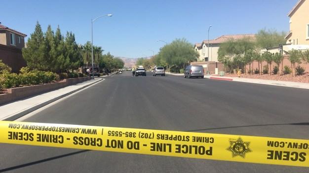 Niño de 10 años atropellado al suroeste de Las Vegas