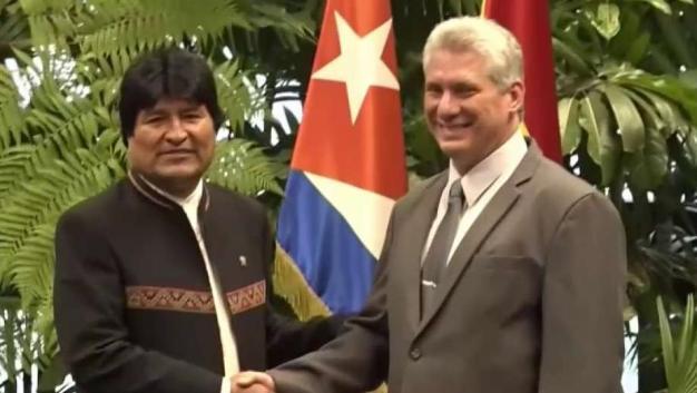 Cuba sufre tras la caída de su alíado Evo Morales