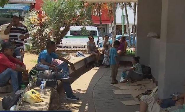 Cubanos en la última frontera: Tapachula