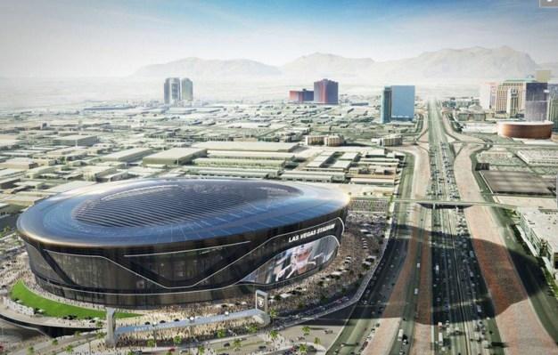 El draft de la NFL será en el nuevo estadio de los Raiders
