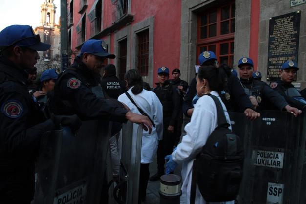 Balacera en Ciudad de México deja cuatro muertos
