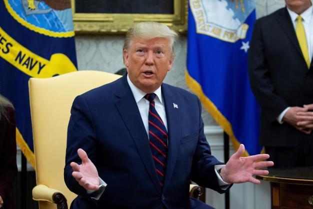 Trump se desmarca de ataque de Turquía en Siria