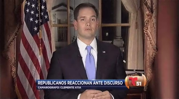"Video: Rubio: ""Perjudicarán a la clase media"""