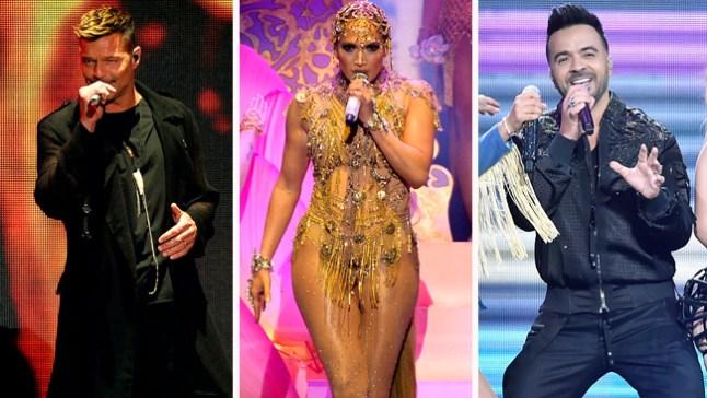 Las explosivas presentaciones de los Premios Billboard de la Música Latina