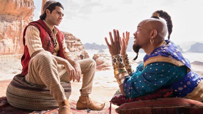 """""""Aladdin"""", con Will Smith, encabeza estrenos de cine"""