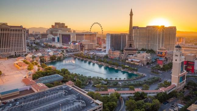 Las Vegas: una ciudad con origen hispano