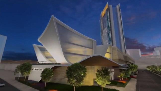 Anuncia nuevo hotel cerca del Strip de Las Vegas